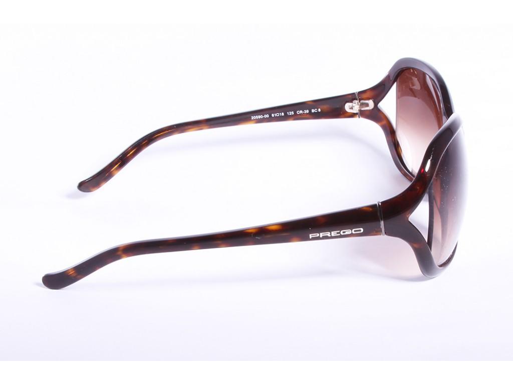женские очки солнцезащитные Prego 20590-00 ПРЕГО