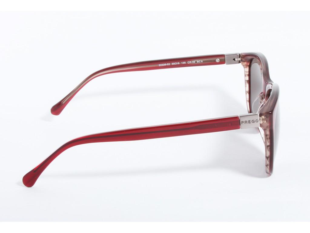 Женские солнцезащитные очки Prego 22226-02 ПРЕГО