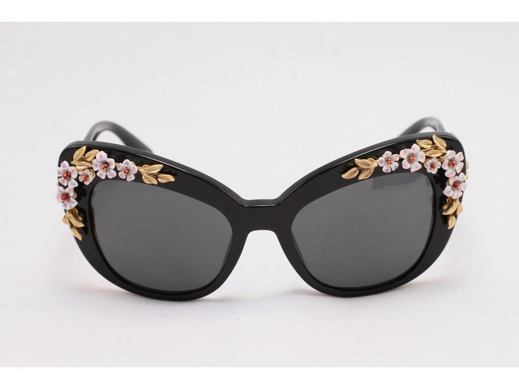Женские солнцезащитные очки DOLCE&GABBANA 423050187 ДОЛЧЕГАБАНА