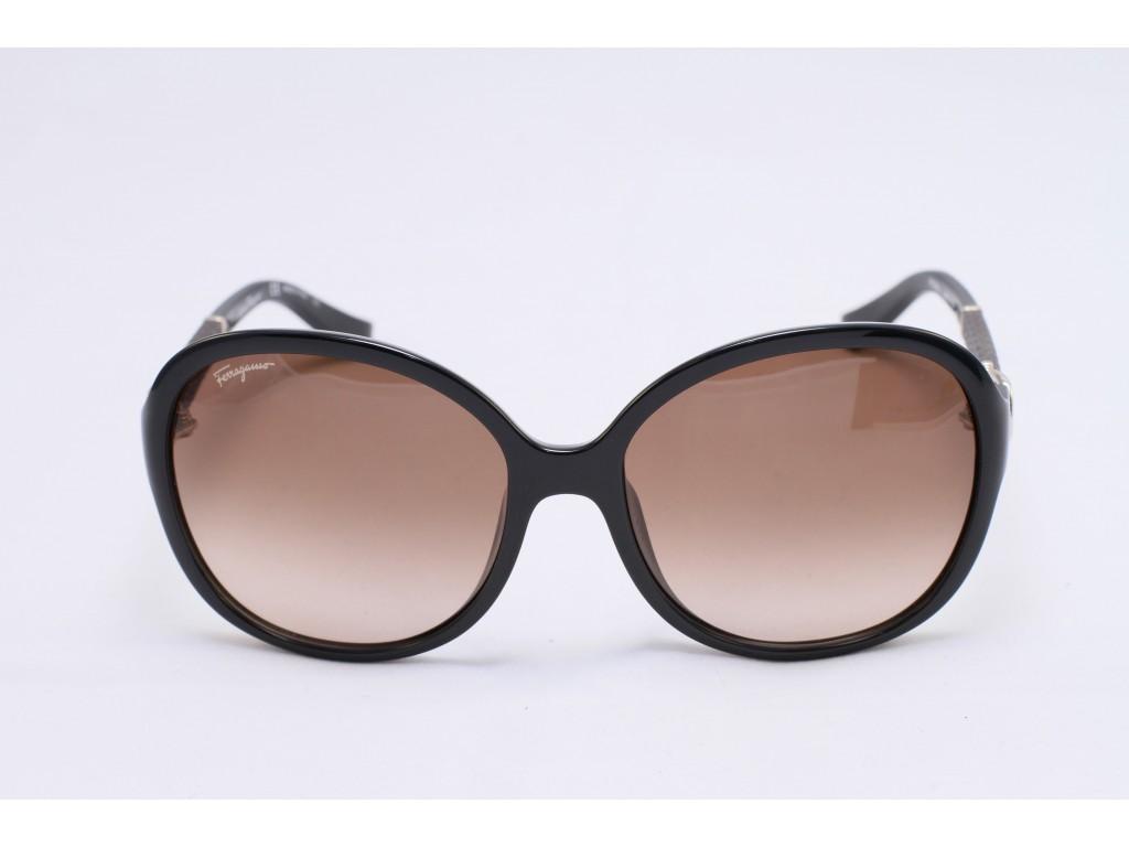 Женские солнцезащитные очки Ferragamo sf764sl 001 ФЕРРАГАМО