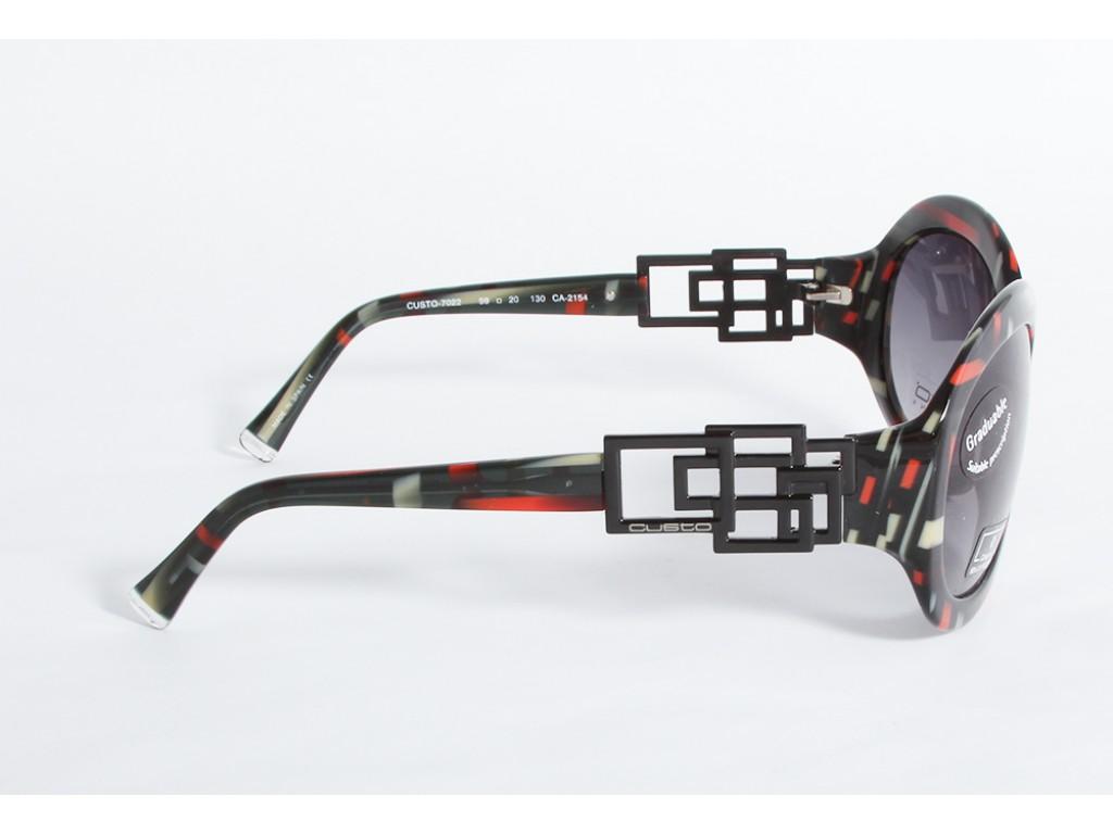 Женские солнцезащитные очки Custo Barcelona 7022-CA-2154 ГУСТО БАРСЕЛОНА