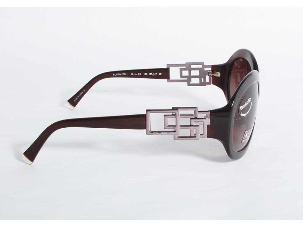 Женские солнцезащитные очки Custo Barcelona 7022-CA-447 ГУСТО БАРСЕЛОНА