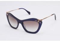 Женские солнцезащитные очки MIU MIU SMU03P 0AX-0A7 МИУ МИУ