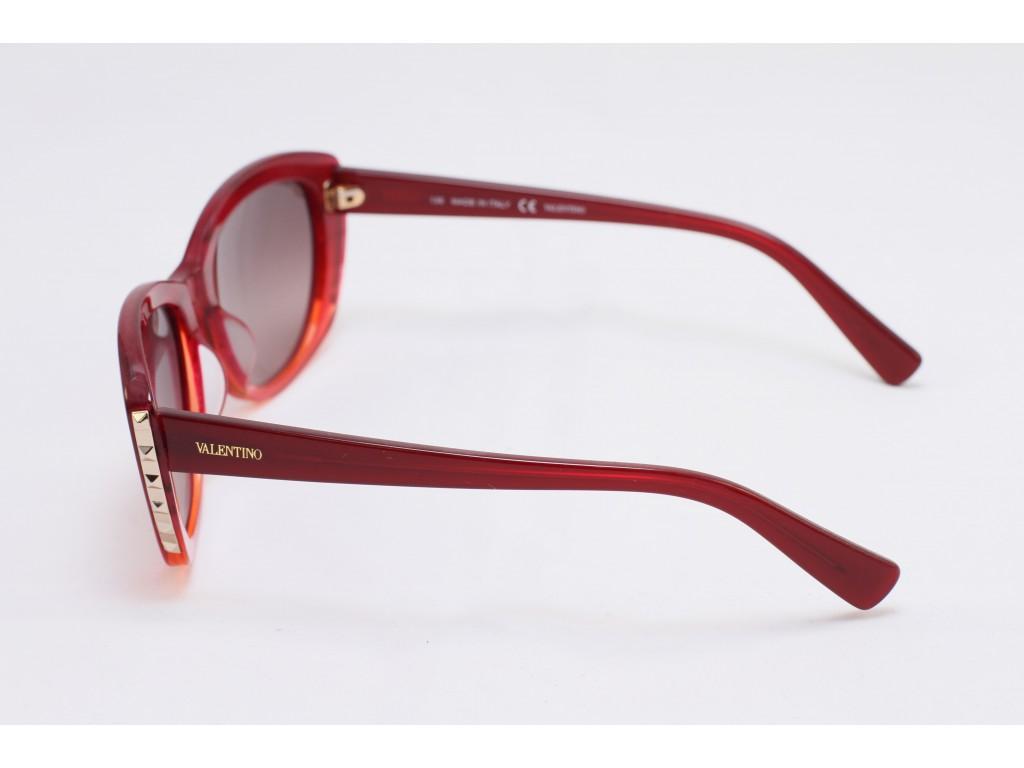 Женские солнцезащитные очки VALENTINO V649S 618 ВАЛЕНТИНО