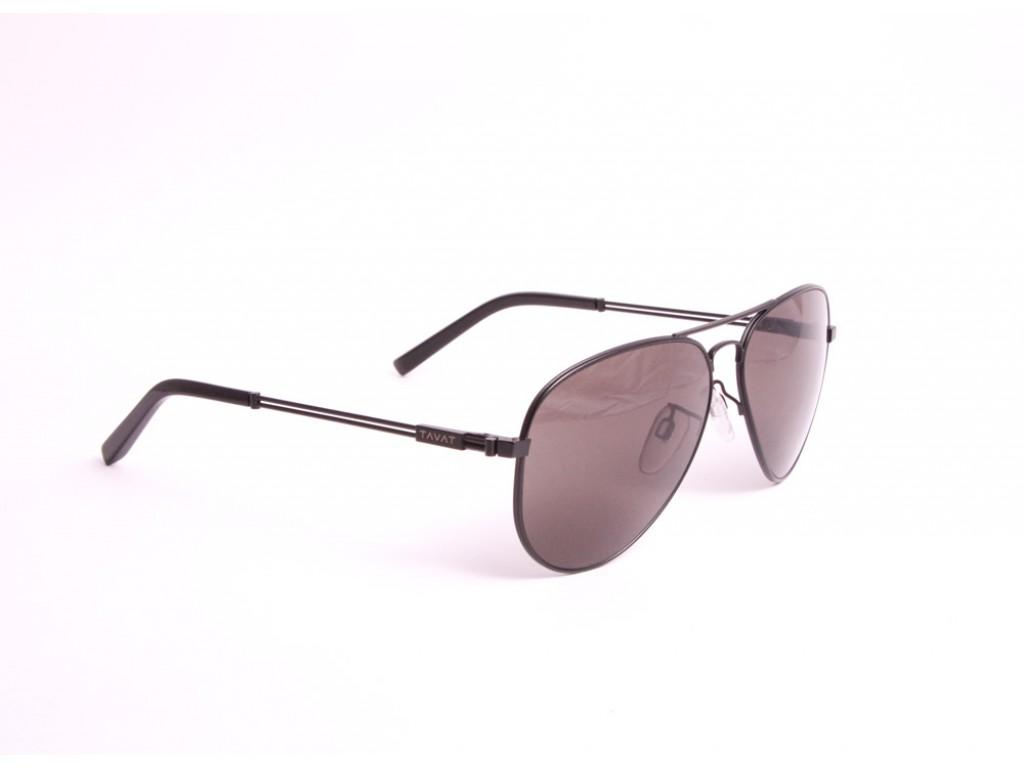 Женские солнцезащитные очки TAVAT AM001T 58 BLK Тават